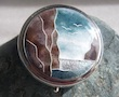 seascape enamel box